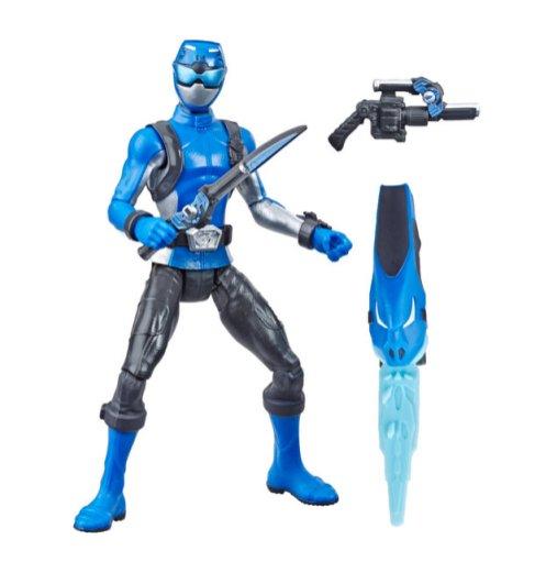 power rangers beast morphers blue ranger - accessories