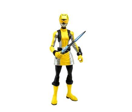 power rangers beast morphers yellow ranger - weapons