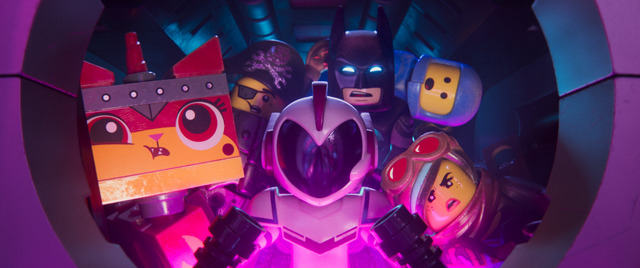 the lego movie 2 the second part movie review - general mayhem and the lego gang