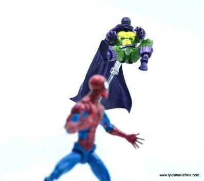 Marvel Legends Prowler figure review - surprising spider-man