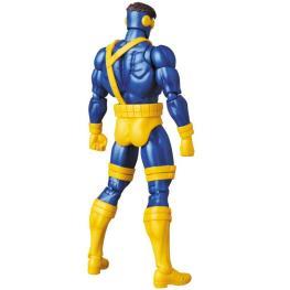 Marvel MAFEX Cyclops figure - rear