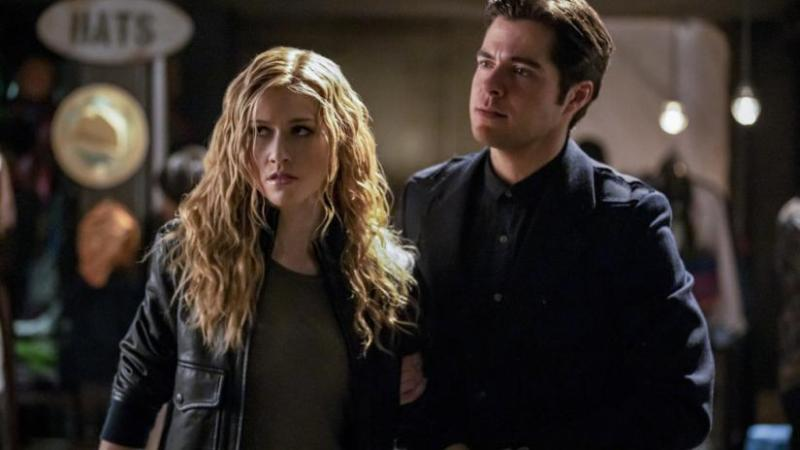 arrow training day review - mia and william