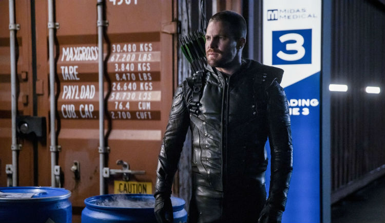arrow training day review - oliver