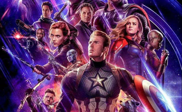 avengers endgame payoff poster