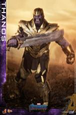 hot toys avengers engame thanos figure - swiging sword