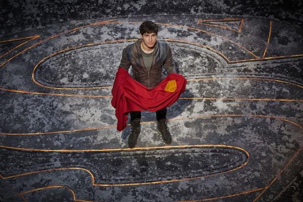 krypton first season review - cameron cuffe as seg-el