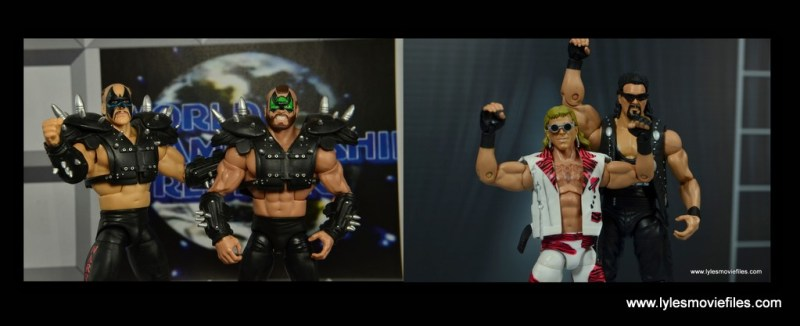 road warriors vs shawn michaels and diesel