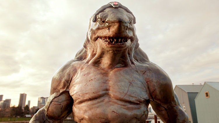 the flash - killer shark vs gorilla grodd review -king shark