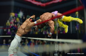 wwe elite flashback ricky steamboat figure review - backdrop to randy savage