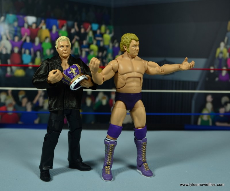 wwe elite king harley race figure review - with bobby heenan
