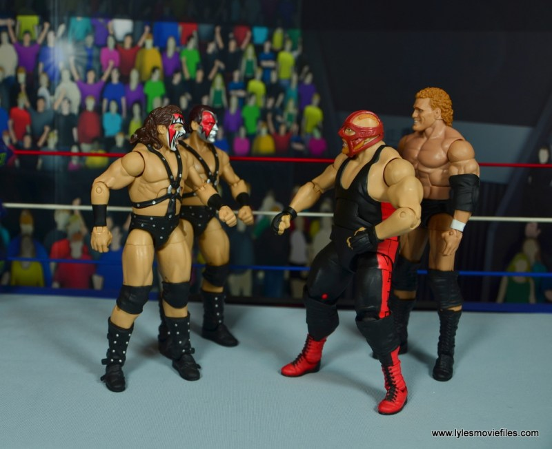 1. Demolition vs Masters of the Powerbomb