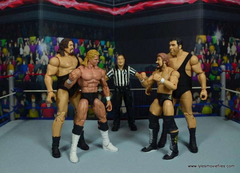 1. Lex Luger and The Giant vs. The Mega Bucks
