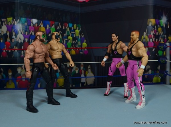 1. Road Warriors vs Hart Foundation