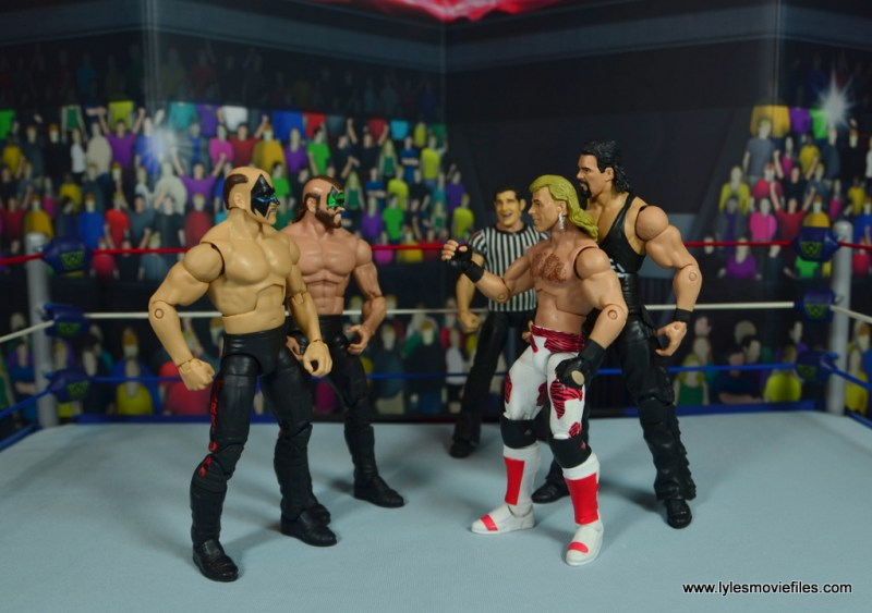 1.Road Warriors vs Shawn Michaels and Diesel