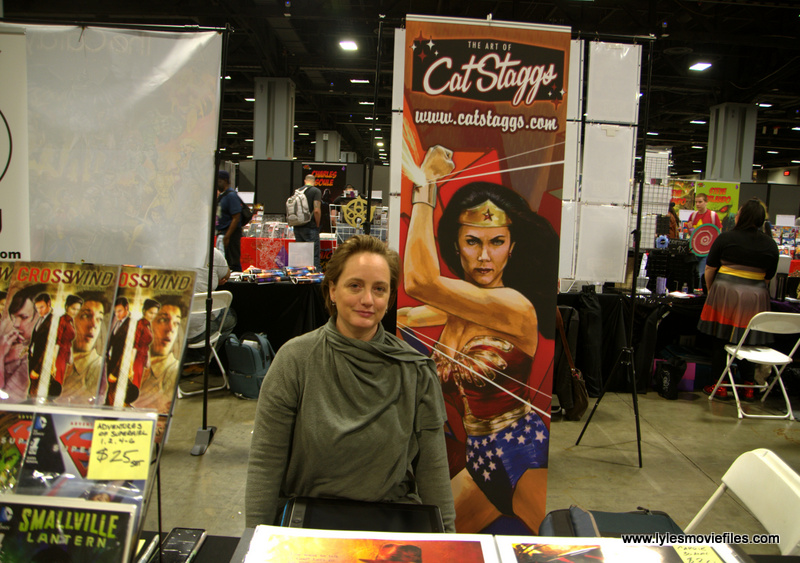 Awesome Con 2019 - Cat Staggs