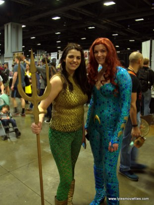 Awesome Con 2019 - aquawoman and mera