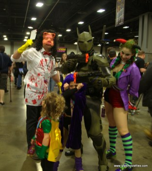 Awesome Con 2019 -batman group