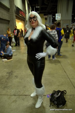 Awesome Con 2019 - black cat