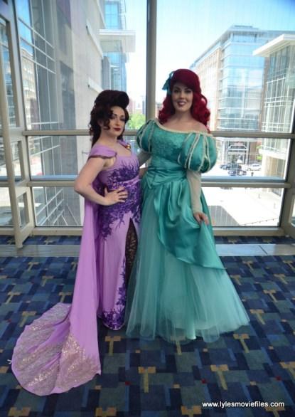 Awesome Con 2019 -disney princesses