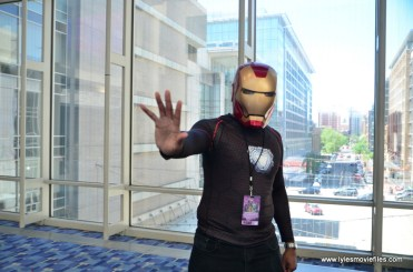 Awesome Con 2019 - early iron man
