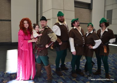 Awesome Con 2019 -men in tights