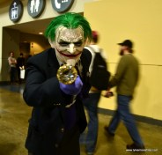 Awesome Con 2019 - the joker