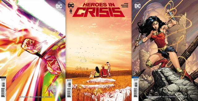 dc comics 4/24/19