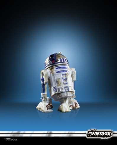 STAR WARS THE VINTAGE COLLECTION 3.75-INCH Figure Assortment - R2D2 (oop 1)