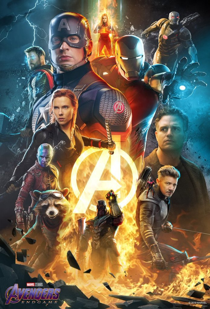 avengers endgame atom tickets exclusive poster