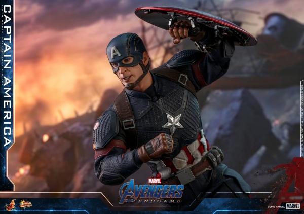 hot toys avengers endgame captain america figure - main pic