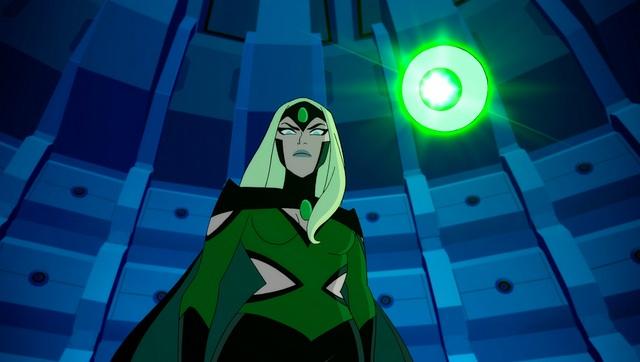 justice league vs the fatal five review -emerald empress