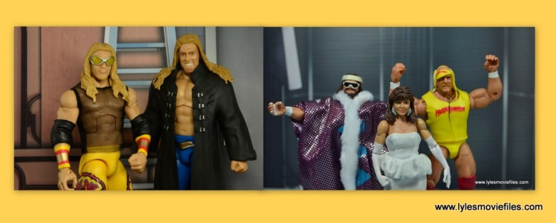 march bashness unbreakable 8- edge and christian vs mega powers