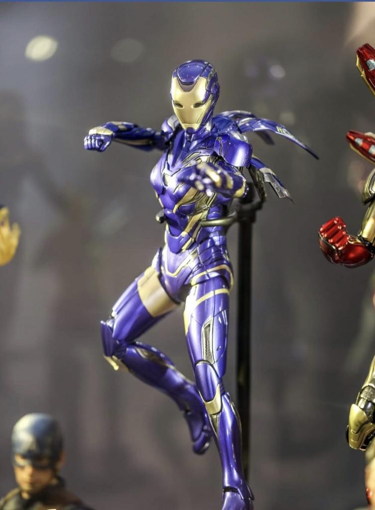 hot toys avengers: endgame rescue figure