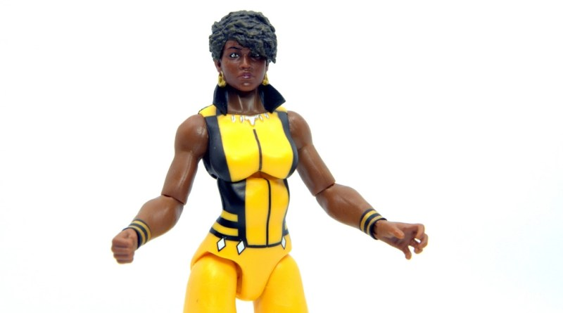 DC Multiverse Vixen figure review - main pic
