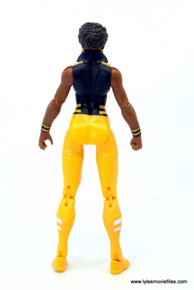 DC Multiverse Vixen figure review - rear