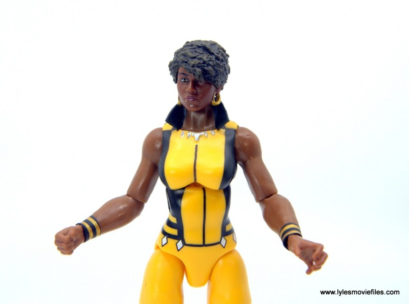DC Multiverse Vixen figure review - wide shot