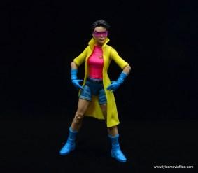 Marvel Legends Jubilee figure review - hands on hips