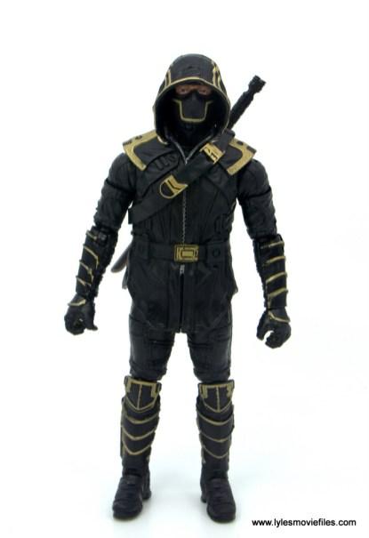 Marvel Legends Ronin figure review - front