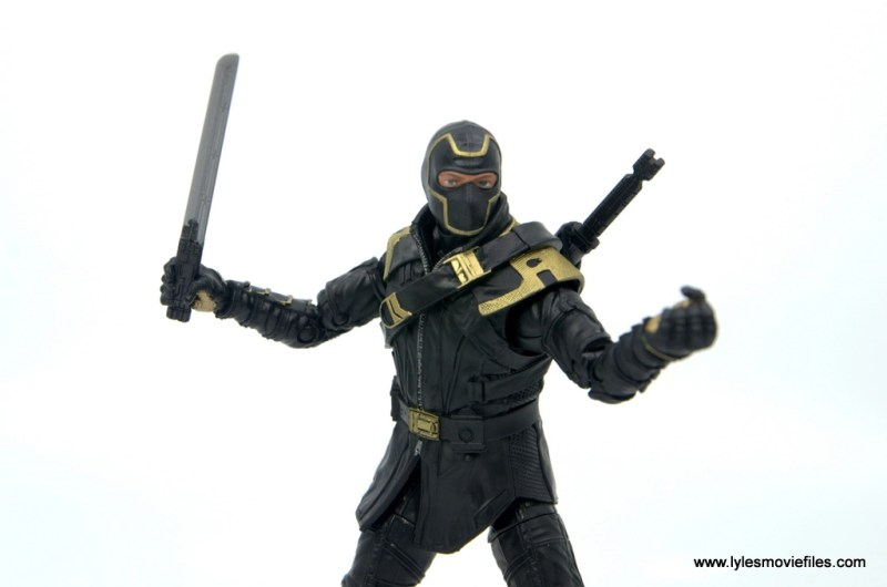 Marvel Legends Ronin figure review - with smaller sword