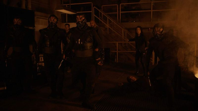 agents of shield option two review - the death squad