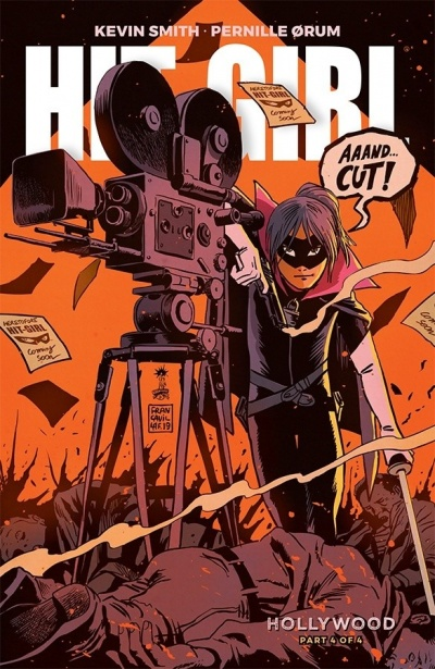 hit-girl hollywood #4