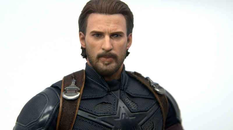 hot toys avengers infinity war captain america figure
