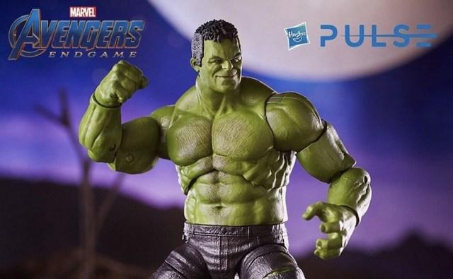 marvel legends avengers endgame professor hulk baf