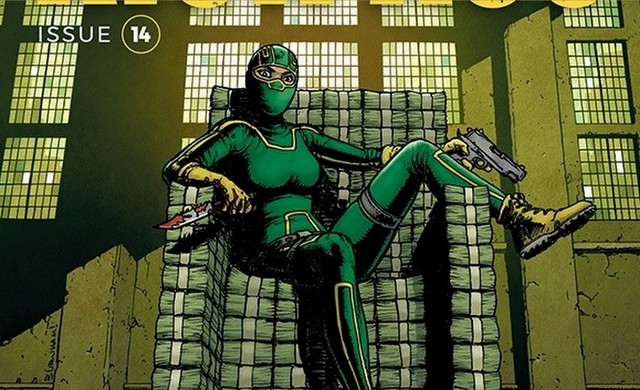 kick-ass #14 variant cover