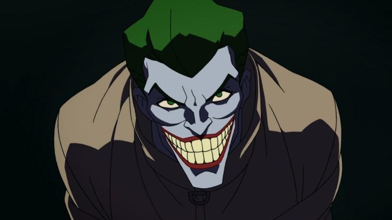 batman vs teenage mutant ninja turtles review - the joker