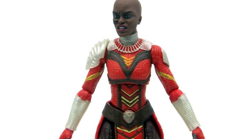 Marvel Legends Dora Milaje figure review - main pic