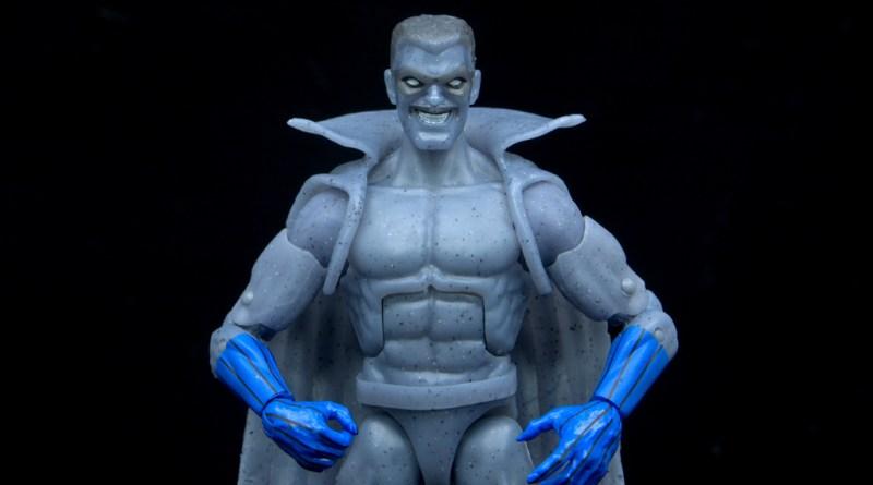 Marvel Legends Grey Gargoyle figure review - main pic