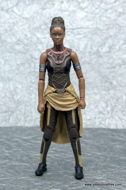 Marvel Legends Shuri figure - front