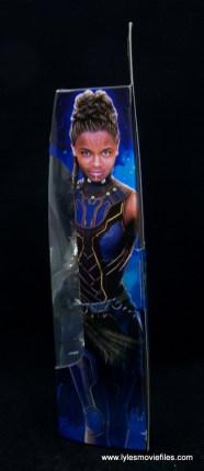 Marvel Legends Shuri figure - package side