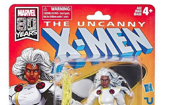 Marvel Legends X-MEN RETRO STORM